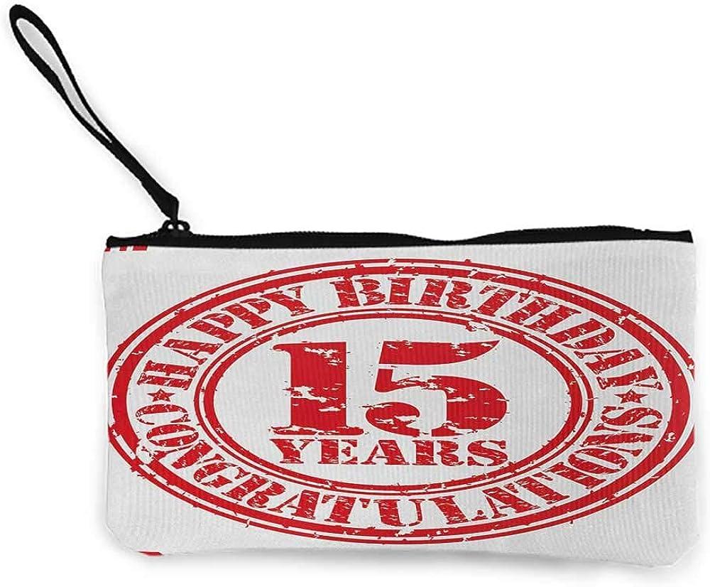 15th Birthday Cute Wallet...