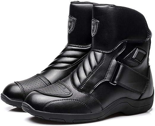 WERT Motorrad Schuhe Herren Sport Rüstung Schutz Motocross