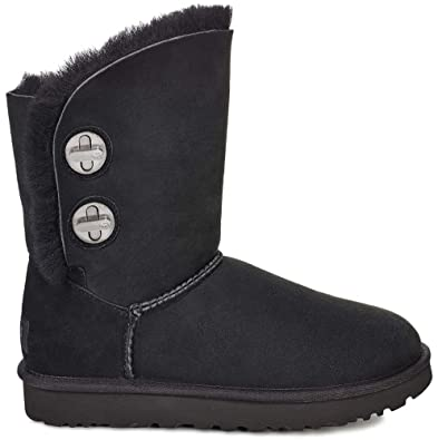829a970f653 UGG Australia Womens Short Turnlock Suede Boots: Amazon.co.uk: Shoes ...
