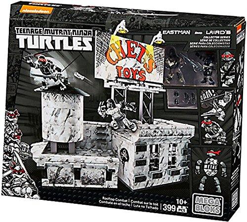 Teenage Mutant Ninja Turtles Rooftop Combat