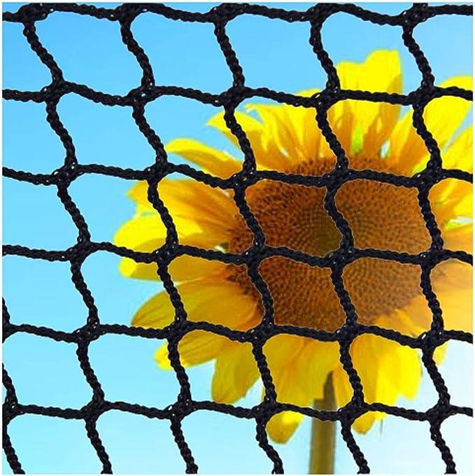 AEINNE Red Escalera Niños,Red Cuerda Negra Escaleras Bebe de Terraza Seguridad Niños Deportes Protección Gatos para Balcones Malla Nylon Goal Net Nets Redes Bola Campo Aire Libre Futbol Golf Bola: Amazon.es: Hogar