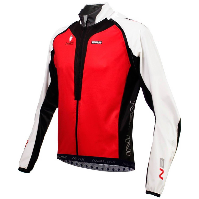 Nalini De Guaraná Color Rojo Para Chaqueta Ciclismo Hombre Tamaño yTRHzw6c