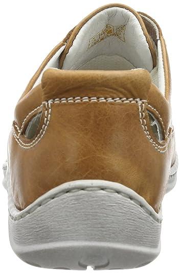 Romika Helena 01 72501 - Zapatos de cuero para mujer, color marrón, talla 44