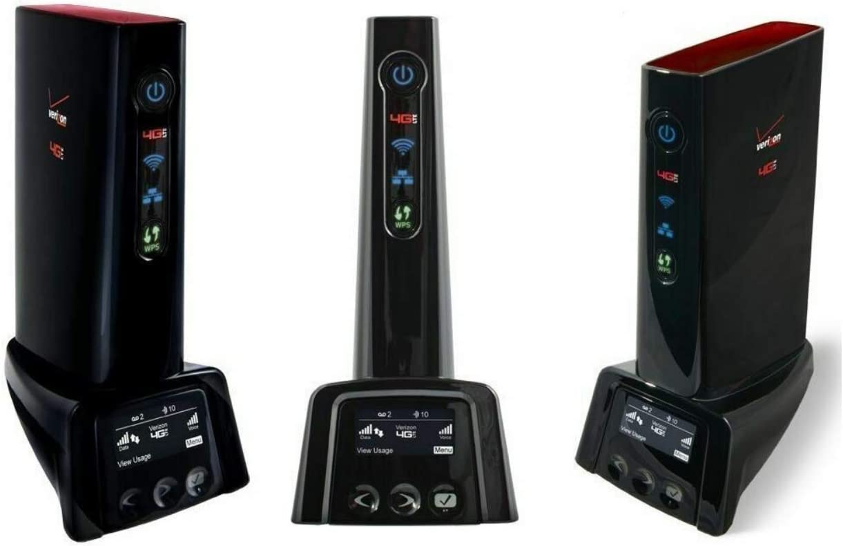 Novatel / Verizon 4G LTE Broadband Router with Voice T1114