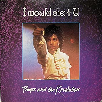 PRINCE AND THE REVOLUTION - ANOTHER LONELY CHRISTMAS / I WOULD DIE ...