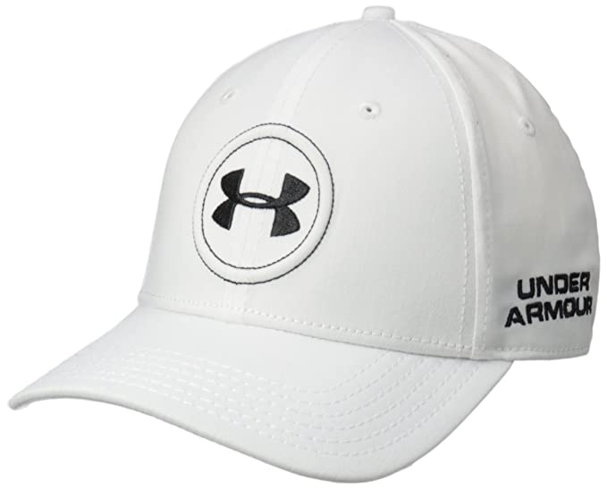 be131f856019 Amazon.com  Under Armour Men s UA Golf Jordan Spieth Official Tour ...
