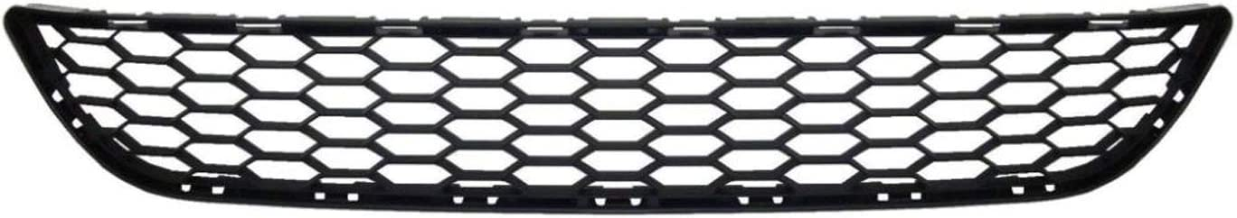 HEADLIGHTSDEPOT Front Lower Bumper Cover Grille Black Compatible with Nissan Altima 2016-2018 Sedan