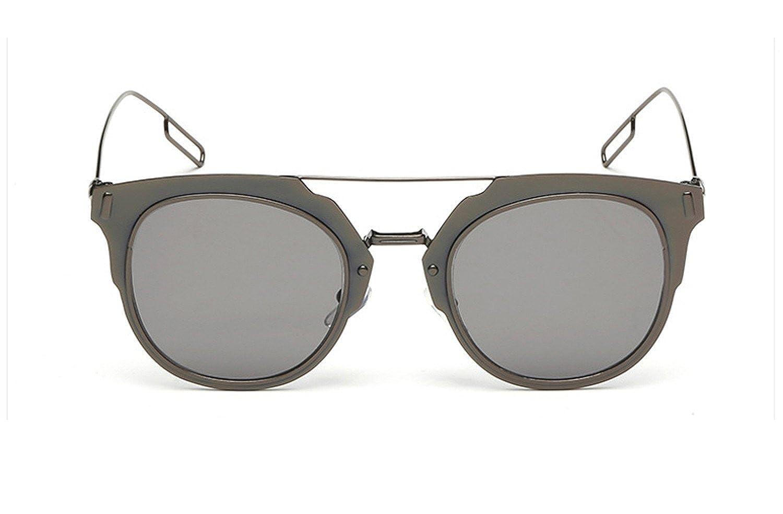Venzi Vintage Style Cat Eye Flat Lens Women Sunglasses, Black Frame Sun glasses