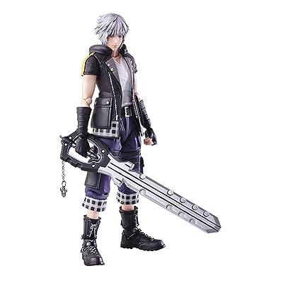 Square Enix JAN188823 Kingdom Hearts Iii Bring Arts: Riku Action Figure: Toys & Games