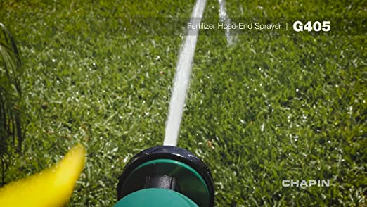 Chapin G405 Fertilizer Feeder Hose End Sprayer