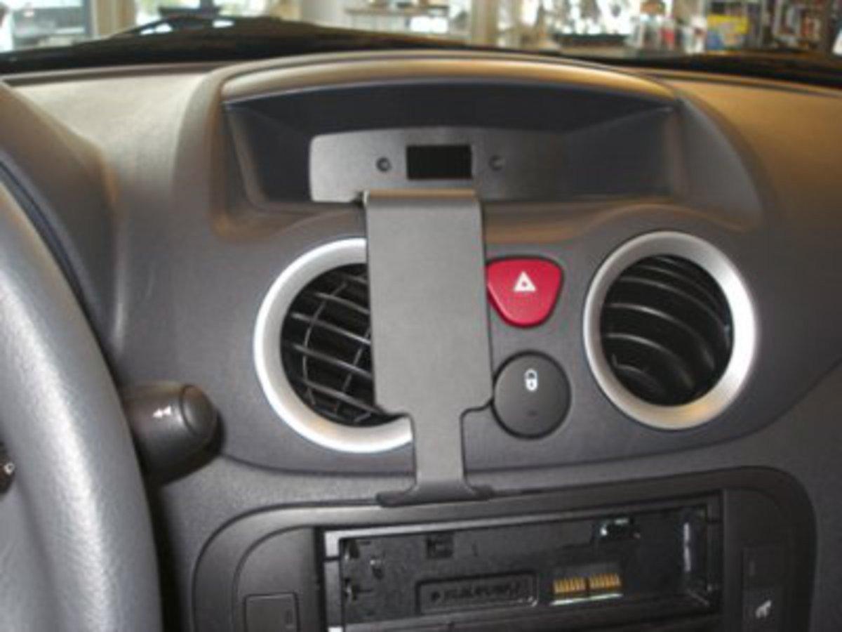 Brodit ProClip 853750 Staffa per auto ad incastro, Center mount