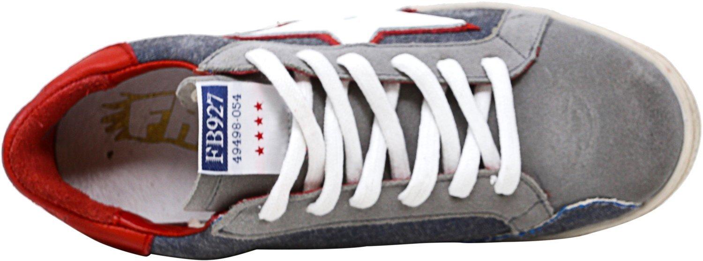Freebird Women's 927 Fashion Sneaker, Denim Multi, 9 M US by Freebird (Image #4)