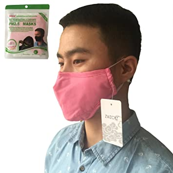 Women's Accessories 1pcs Cotton Pm2.5 Black Mouth Mask Anti Dust Mask Activated Carbon Filter Windproof Mouth-muffle Bacteria Proof Flu Face Masks For Sale Apparel Accessories