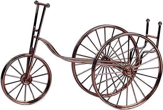 MagiDeal botellero de Cuerda Soporte Botellas Forma Bicicleta Boda ...