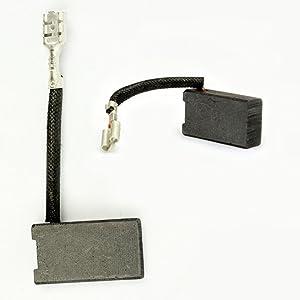 Superior Electric M35 Japanese Aftermarket Carbon Brush Set Replaces DeWalt 381028-08 & 381028-02