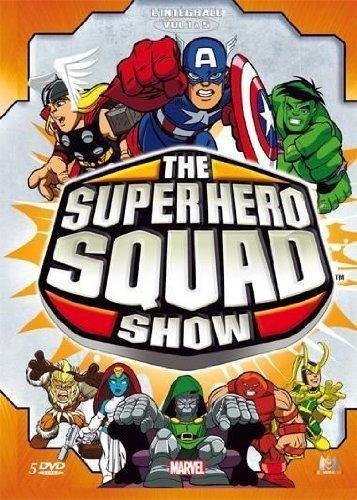 The Super Hero Squad Show - L'épée de l'infini - Intégrale volumes 1 à 5
