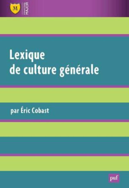 Culture générale anglais