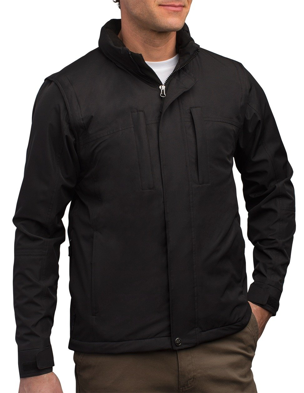 SCOTTeVEST Revolution - 26 Pockets - Travel Clothing, Pickpocket Proof XL