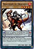 Yu-Gi-Oh Secrets of Eternity Single Card Ultra Rare Dragoons of Draconia SECE-ENSP1