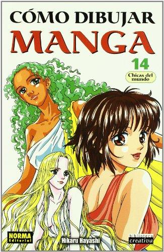 Descargar Libro CÓmo Dibujar Manga 14. Chicas Del Mundo Hikaru Hayashi