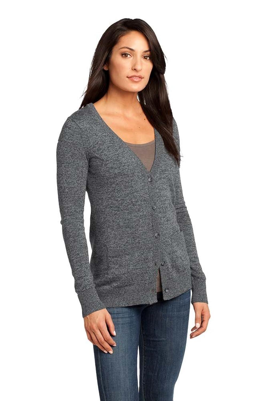 Ladies Spun Cardigan Sweater