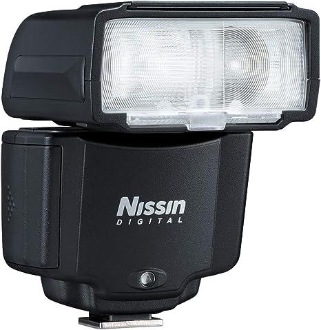 Nissin I400 Blitzgerät Für Anschluss Nikon Kamera