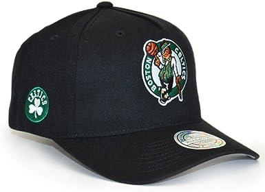 Mitchell & Ness Boston Celtics INTL132 110 Curved Eazy NBA Flexfit ...
