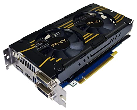 Amazon.com: PNY NVIDIA GeForce GTX 760 de 2 GB GDDR5 2DVI ...