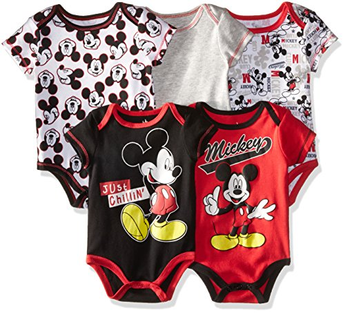 Disney Mickey Mouse 5 Pack Bodysuit product image