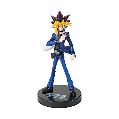 "Furyu 6.7"" Yu-Gi-Oh! The Dark Side of Dimensions: Yugi Muto Duelist Special Figure: Toys & Games"