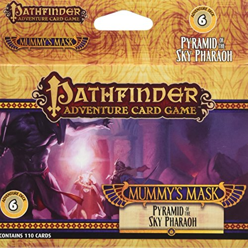 Pathfinder Adventure Card Game: Mummys Mask Adventure Deck 6: Pyramid of the Sky Pharaoh