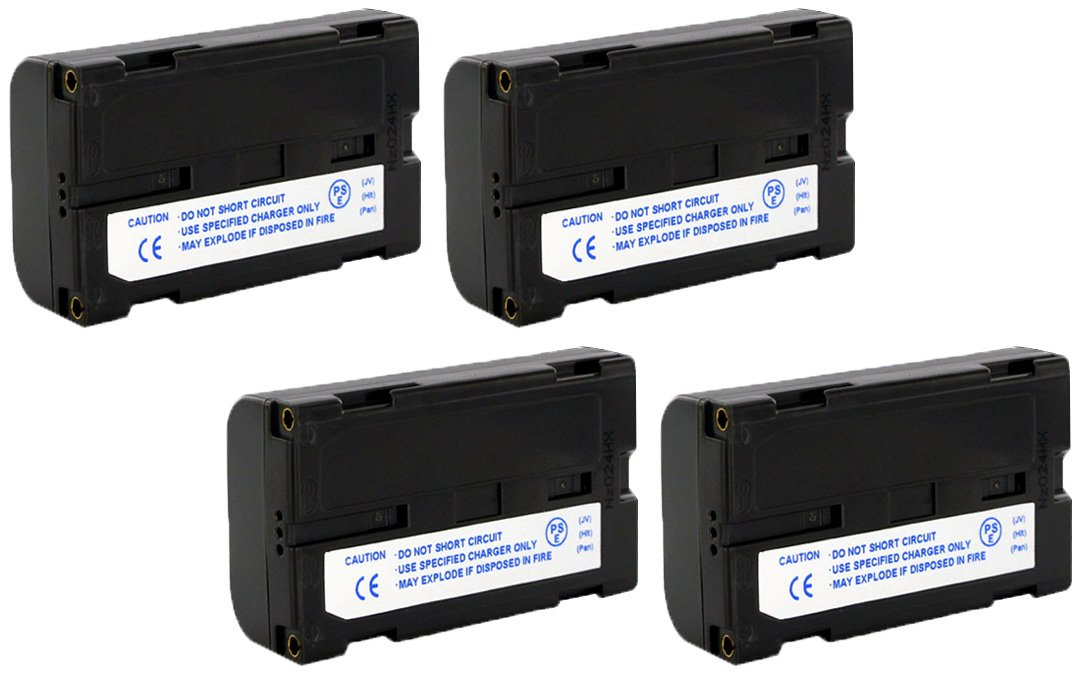 Sokkia BDC46A Survey GPS Battery Combo-Pack Includes: 4 x SDGPS-L1302 Batteries