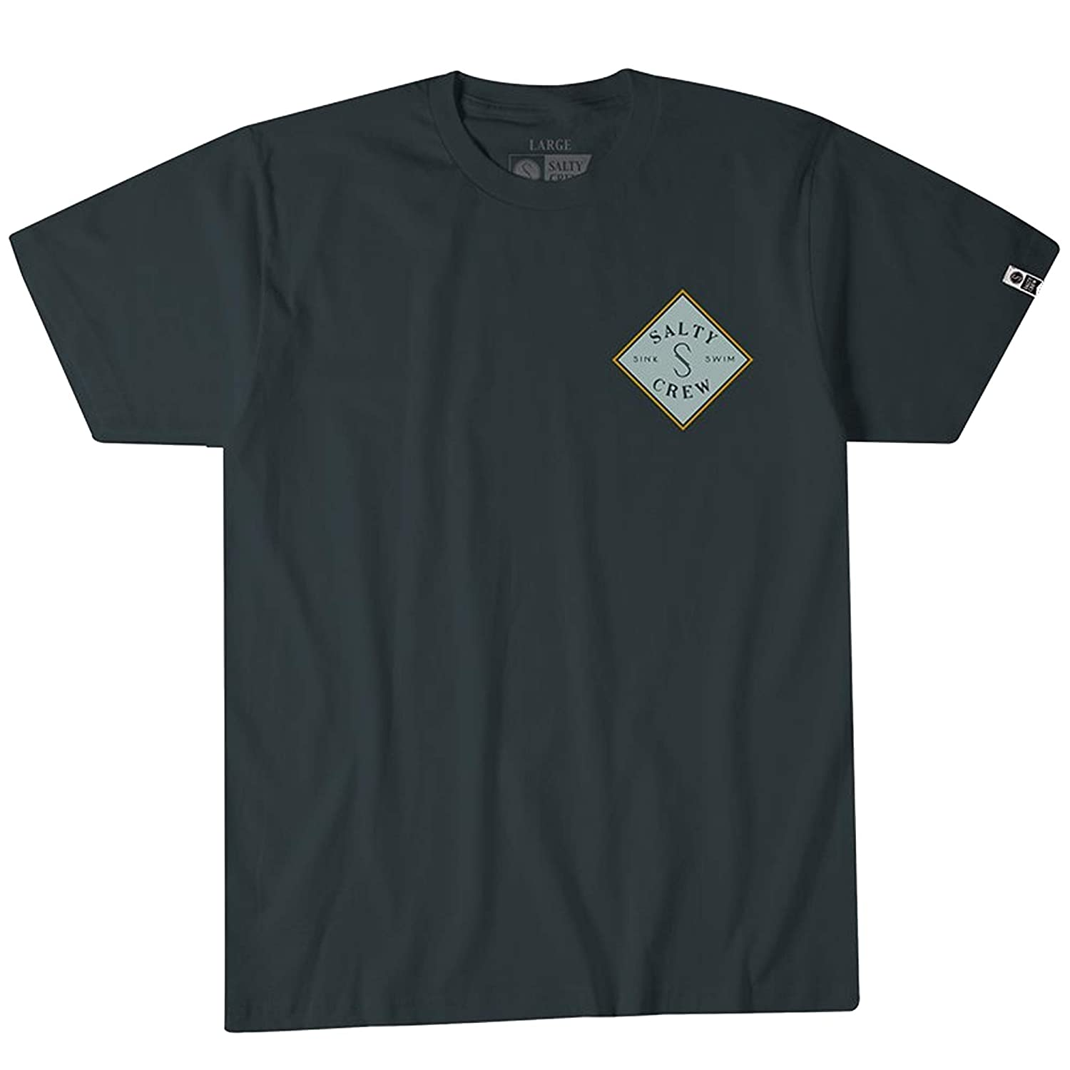 Salty Crew Mens Tippet Two Tone Short Sleeve T-Shirt 20035112