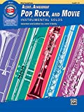AOA Pop, Rock, and Movie Instrumental Solos: Alto Saxophone, Book & CD (Instrumental Solos Series)