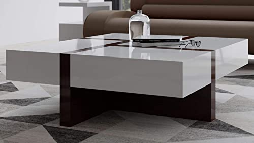 Deal of the week: Zuri Mcintosh Square High Gloss Coffee Table