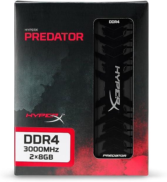 Hyperx Predator Hx430c15pb3k2 16 Arbeitsspeicher Computer Zubehör