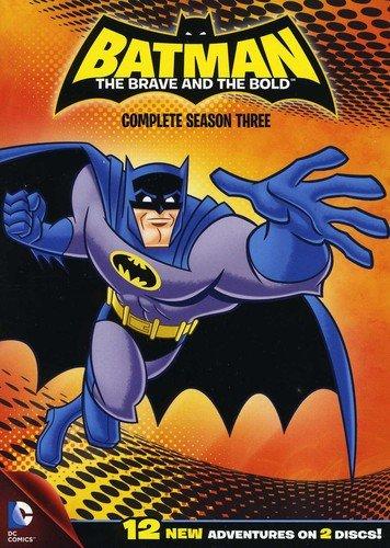 - Batman: The Brave and the Bold: Season 3