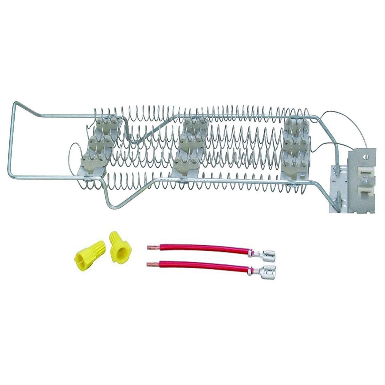 Siwdoy 4391960 Dryer Heating Element Kit Compatible with Whirlpool Dryer WP4391960 AP3109438 PS373014