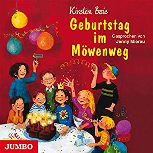Geburtstag im Möwenweg (Möwenweg 3) Hörbuch