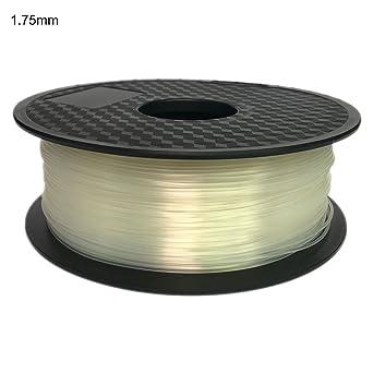 Filamento PLA 1.75 mm, 1 kg filamento de impresora 3d Premium/2.2 ...