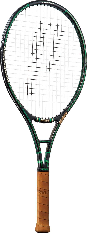 [プリンス] テニス ラケット グラファイト オーバーサイズ ブラック フレームのみ 7T39P G2 ブラック B00NSFATRS