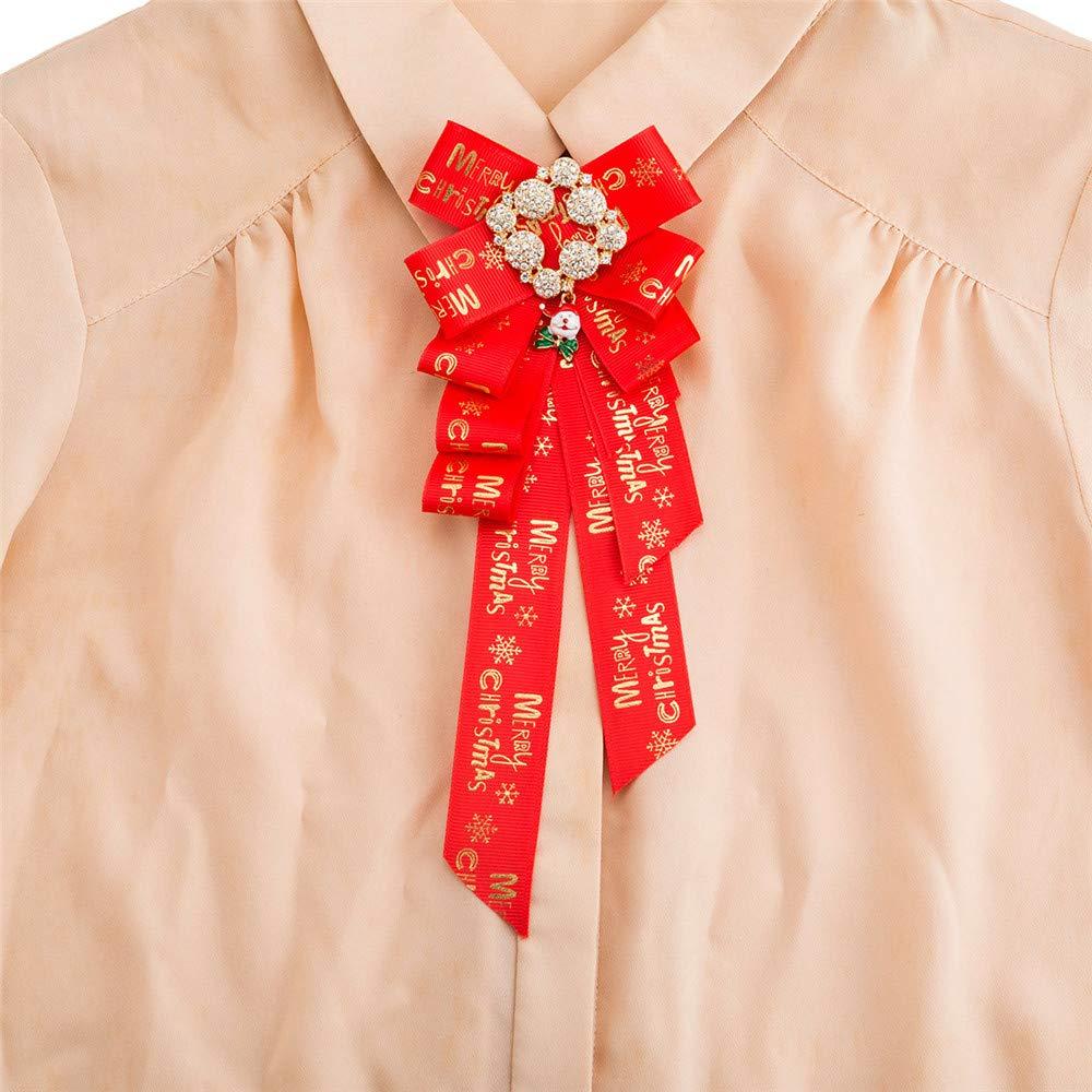 Corbatas y Pajaritas para Mujeres Bow Tie Bowknot Broche Feliz ...