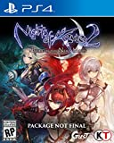 Nights of Azure 2 Bride of The New Moom Playstation 4