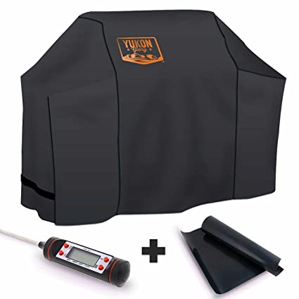 Amazon.com: Yukon 7573 Glory - Funda para parrilla: Jardín y ...