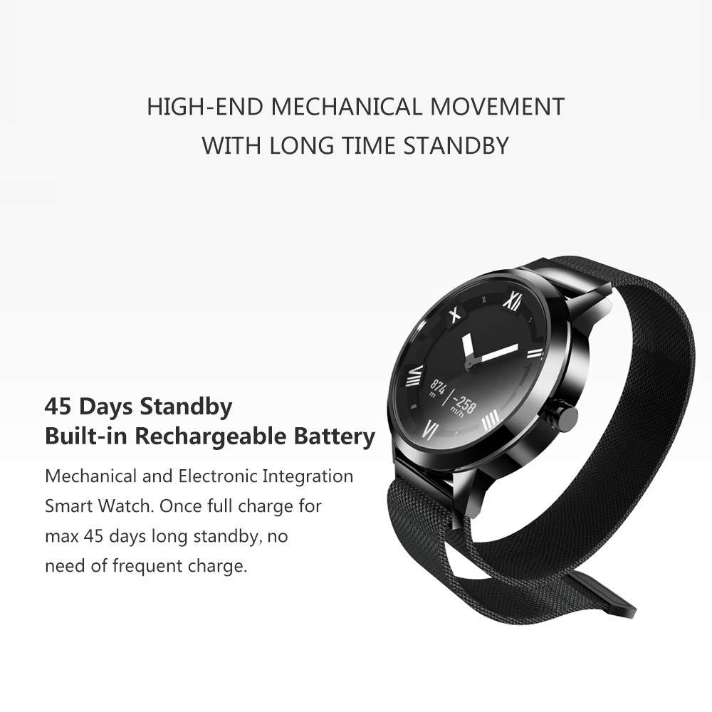 doco Oler Lenovo Watch X Plus Roman Dial Aire Impresión Sensor de ...