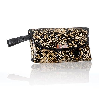 Cambio plegable 18026 bolsa ISOKI almohadilla Cambio Mat embrague - Samba Batik, modelado, tela