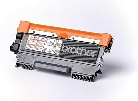 Brother TN2220 - Cartucho de tóner, color negro: Brother: Amazon ...