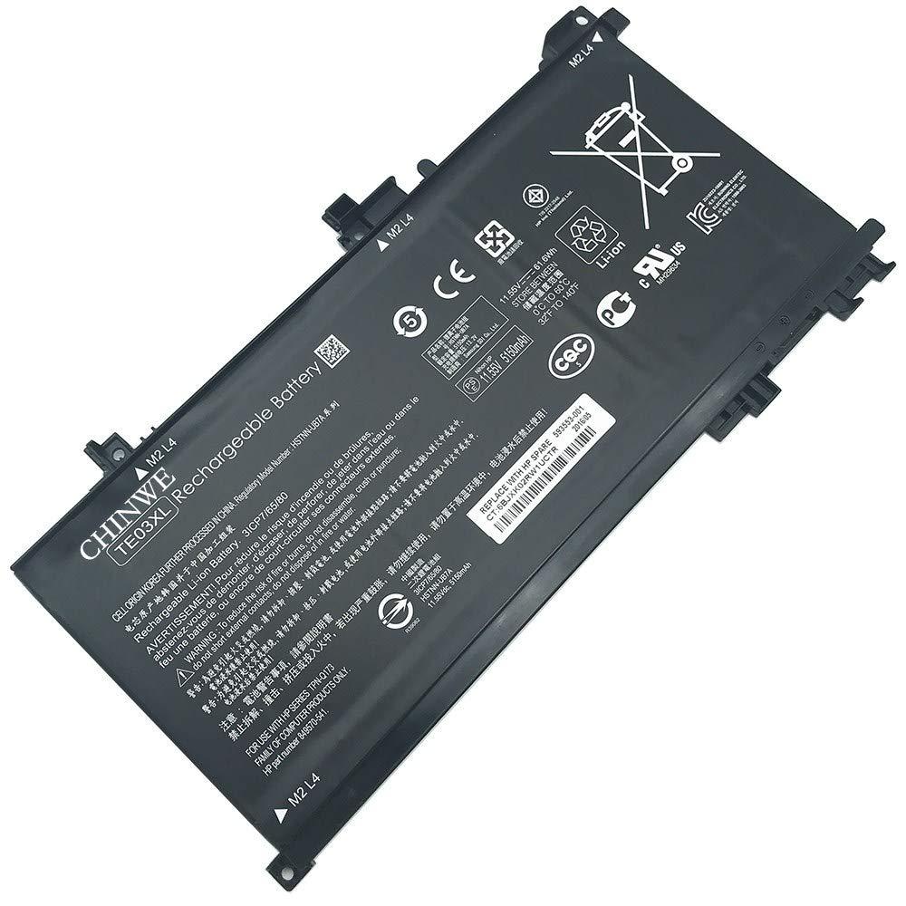 Bateria Te03xl Hp Pavilion 15 Uhd Omen 15 5-bc000 15-bc015tx