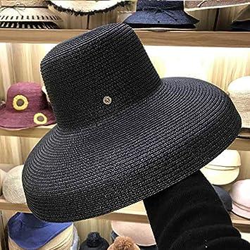 Amazon.com  KathShop Women Sun Hats Wide Brim Summer Straw Hats 2018 ... 4dc2869e453