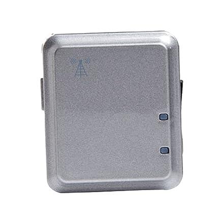 Homyl Alarma GSM Puerta Inalámbrica LBS Localizador Control por Aplicación SOS Tiempo Real Alerta de Puerta